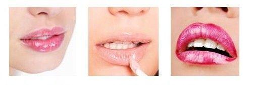 Avoir de belles lèvres (naturellement)